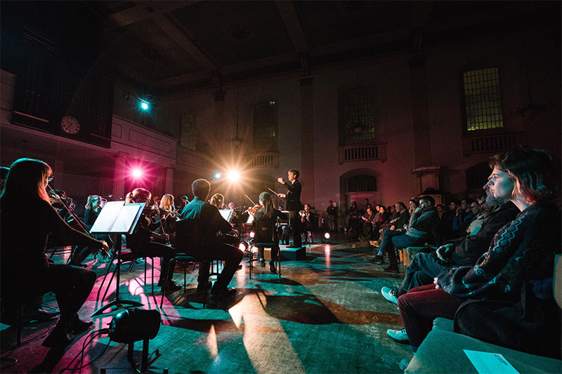 #ConcertLab: Illuminate (Photo credit: Grittani Creative)