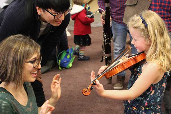 Southbank Sinfonia Family Concerts
