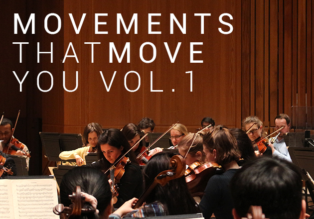 Movements That Move You Vol.1