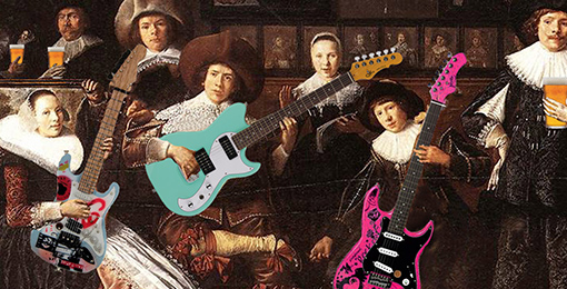 The Strings between Baroque and Punk Rock