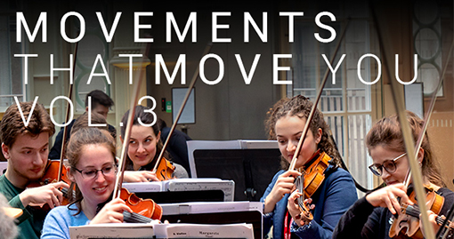 Movements that Move You Vol.3