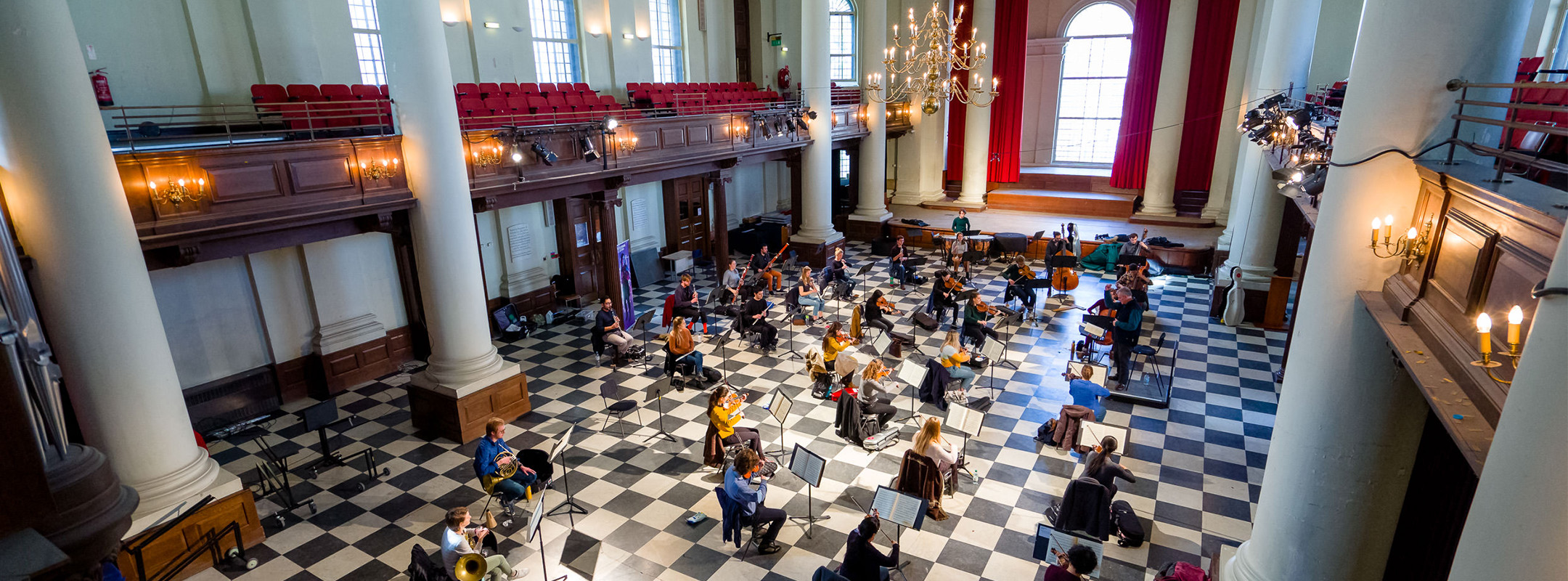 Southbank Sinfonia at St John's Smith Square: Building a Sound Future Together